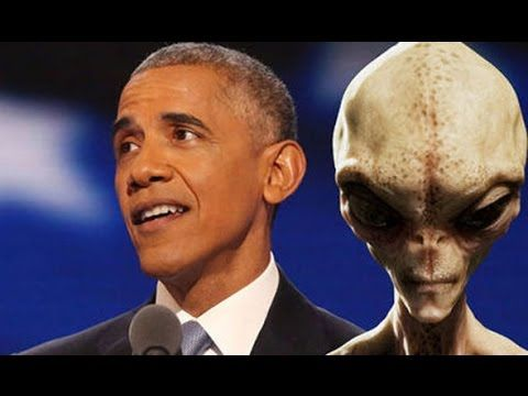 HISTORIC NEWS? 'US government planning to reveal aliens exist before Obama leaves office' 2:45 11/18/2016
