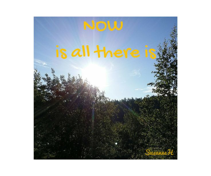 If you do New Year resolutions, be certain that they are YOURS and that you're not building someone else's dreams. And if these resolutions gets you stressed out, why not remind yourself that all we have is NOW. So a new year can start NOW. And NOW. And.....   Have an infinitely happy NOW    https://www.facebook.com/esusanneh