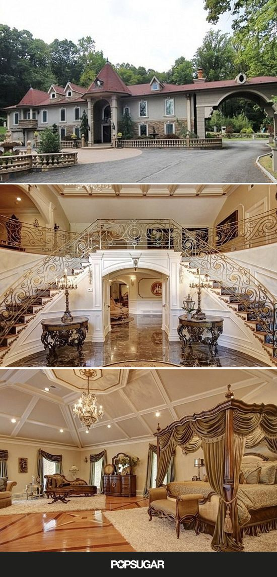 We knew this Real Housewives star's home was big, but...