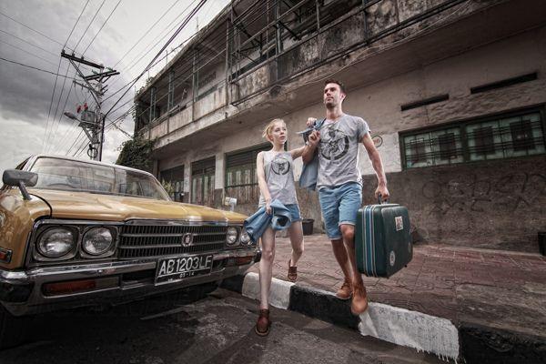 Celana + Jaket + Kemeja Denim Original Brand Jogja