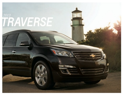 2013 Chevrolet Traverse Brochure: #Chevrolet #Traverse #perryautogroup