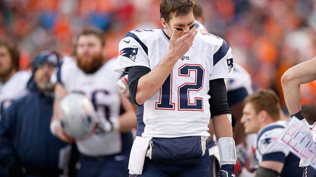 Tom Brady Will Have to Go to the Supreme Court to Overturn Deflategate - via Esquire
