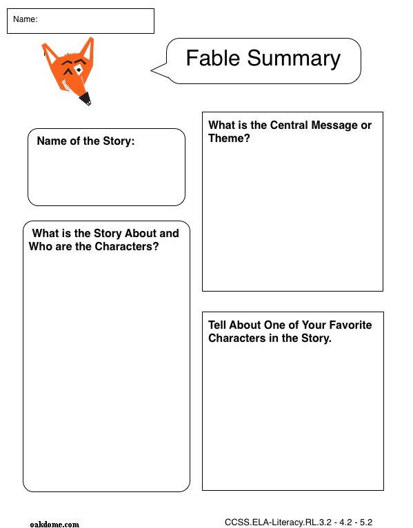 ipad graphic organizer - fable summary plain (iPad Pages Template): http://oakdome.com/k5/lesson-plans/iPad-lessons/ipad-common-core-graphic-organizer-fable-summary.php