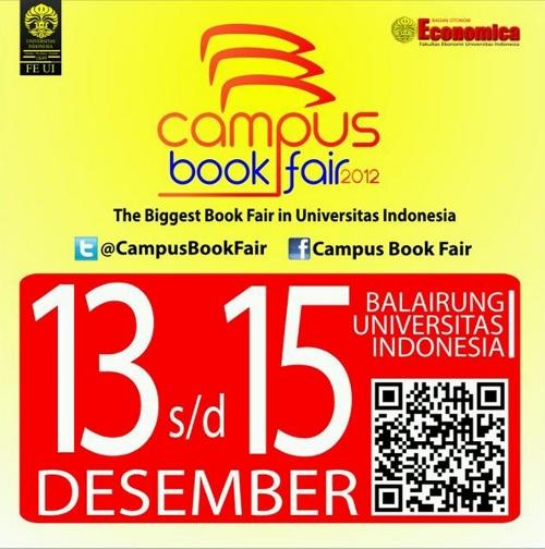Yuk Datang ke Campus Book Fair 2012! | Kaskus - The Largest Indonesian Community