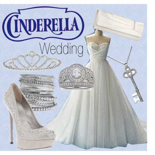 Disney Inspired Weddings