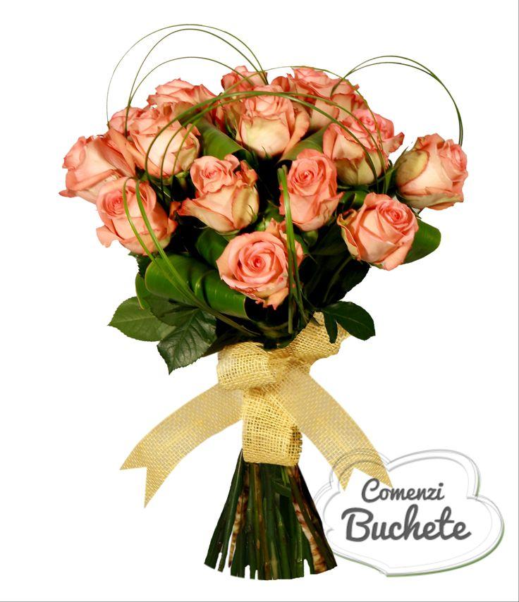Buchet din 15 trandafiri Imagination, un cadou elegant, care nu mai are nevoie de cuvinte.  http://www.comenzibuchete.ro/buchete-de-trandafiri/buchet-din-15-trandafiri