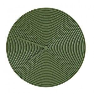 Ring Wall Clock - Green