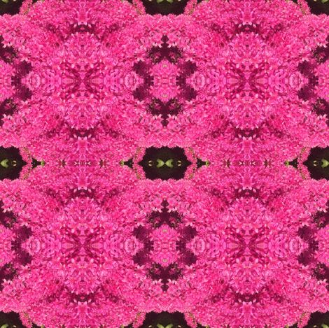 Pink Rhodendrums fabric by ströva on Spoonflower - custom fabric