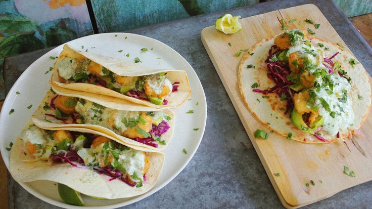 California Fish Taco