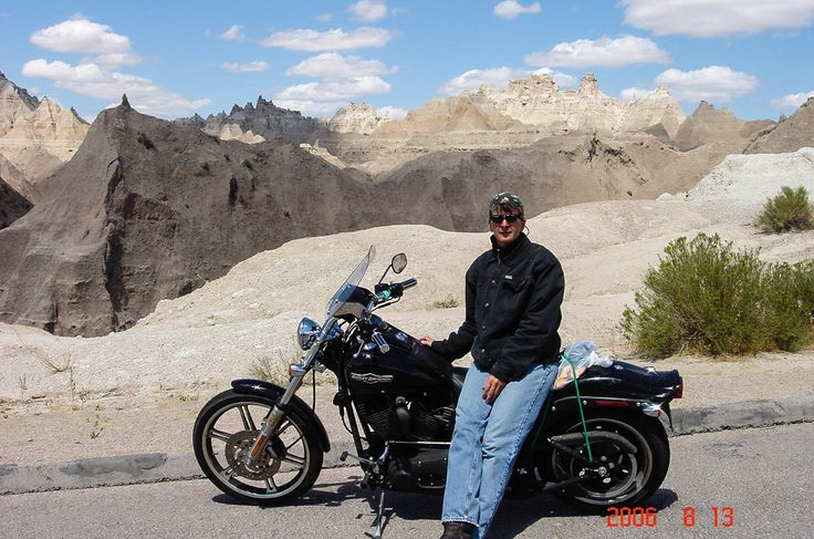 A solo motorcycle ride – NC to SD