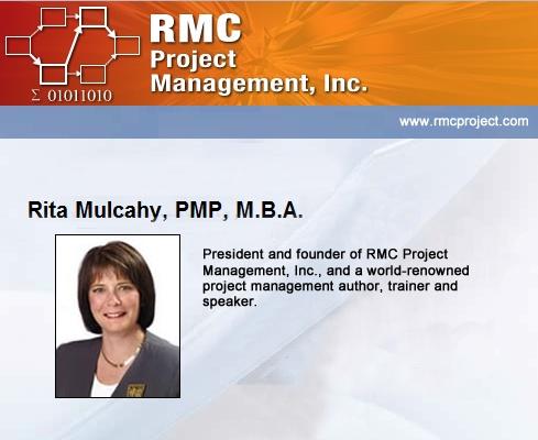 Rita Mulcahy PMP Exam Prep Book Review