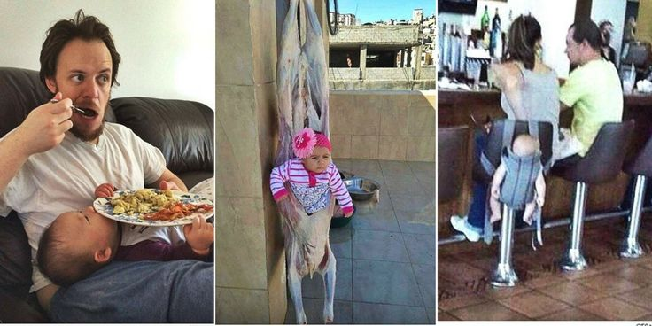 All parents have days when they feel like the worst failures in the world. But the thing is everyone has days when they get it wrong. These pics prove