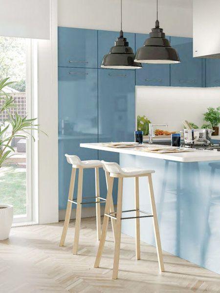 17 best images about cocinas on pinterest kitchenette - Aprovechar espacio cocina ...