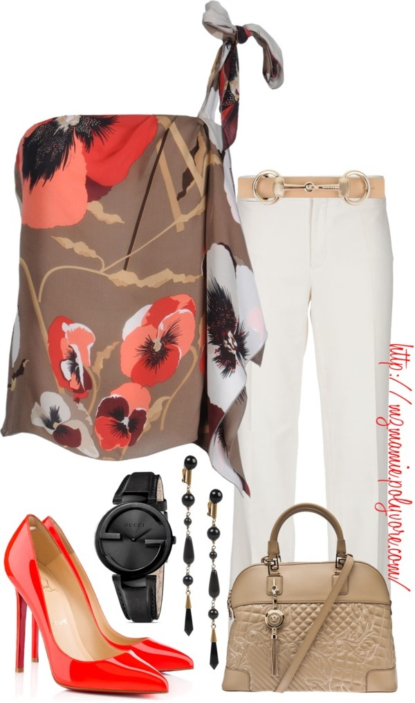 """Untitled #571"" by mzmamie on Polyvore"