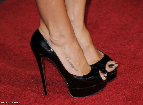 Stiletto Heels – Peep Toe Heels