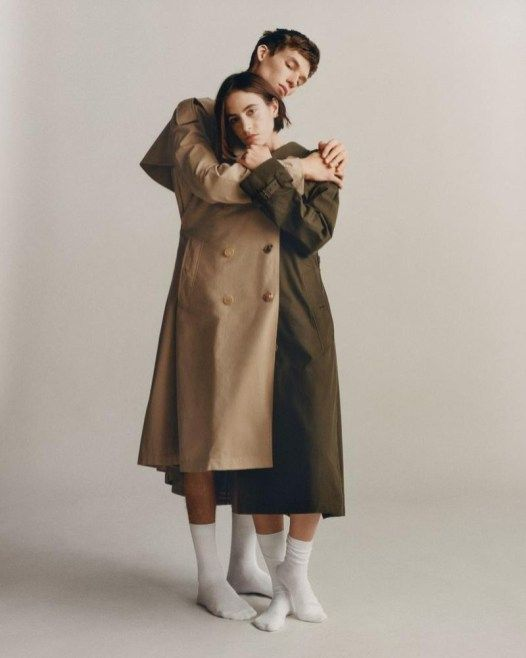 0a755bc3cd3f Burberry Takes Another Look at Its Iconic Trench | Asian Creatives ...
