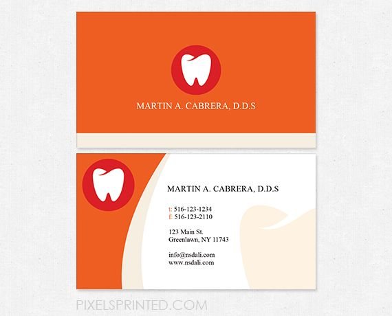 8 best dental business cards\/appointment cards images on Pinterest - sample appointment card template