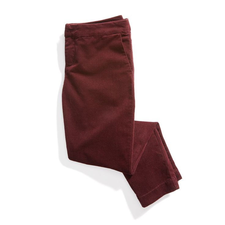 Love these if low rise!  Stitch Fix Fall Color Trends: Burgundy