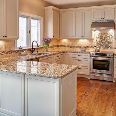 Giallo Napoli Granite Sold At Lowes Small Kitchen Ideas Diy Designs