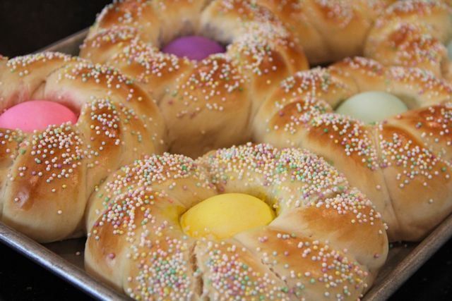 I have been wanting to try and make Easter Bread Nests ever since seeing the yummy recipe Charlotte shared a couple years ago . Once a...