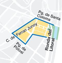 The tiny Baró de Viver neighbourhood was originally a Cases Barates, literally cheap Housing, Estate built at the end of the dictatorship of Miguel Primo de Rivera in 1929 to house new arrivals from other parts of Spain.