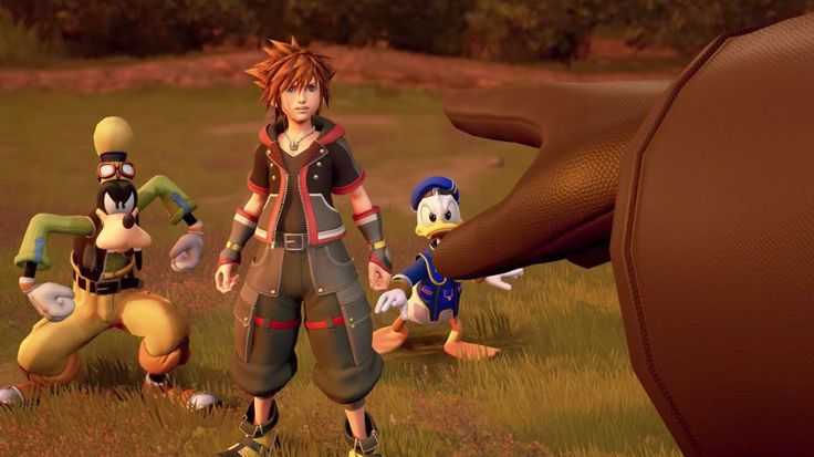 Surprise! Kingdom Hearts 3 trailer at E3 2017 gives us two minutes of gameplay: Watch two-minutes of Sora, Donald and Goofy battling the…