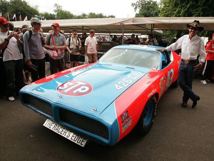 Richard Petty ~ 1969 Dodge Charger
