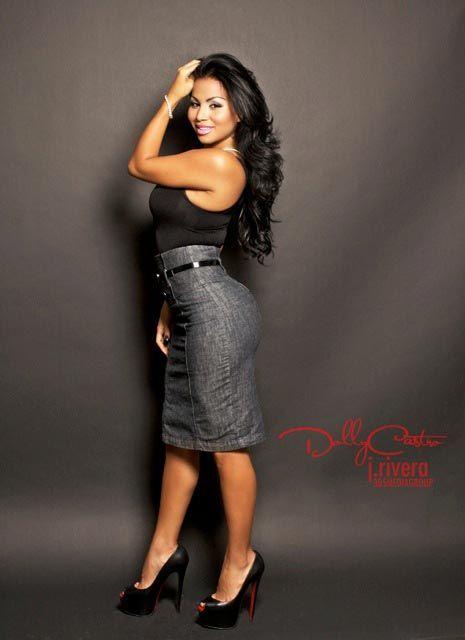 Dolly Castro Sexy Pinterest High Waist Skirt Dolly