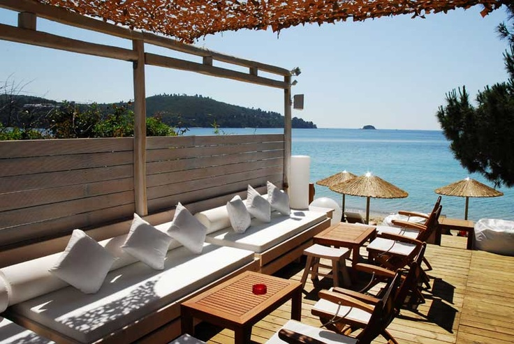 Gallery - Mystique Beach-Bar/Restaurant Skiathos