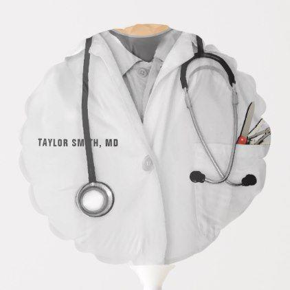 Doctor Graduation Balloon
