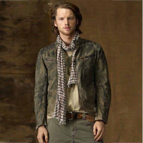 Ralph lauren denim and supply varsity jacket
