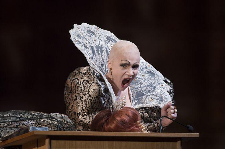 Carmen Giannattasio as Elisabetta in Maria Stuarda © Bill Cooper / ROH 2014 | by Royal Opera House Covent Garden