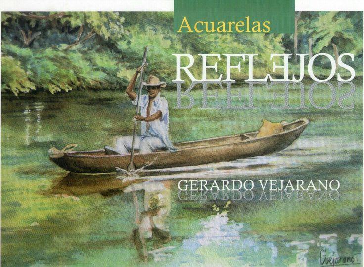 Reflejos. Exposición Universidad de San Buenaventura Cali.