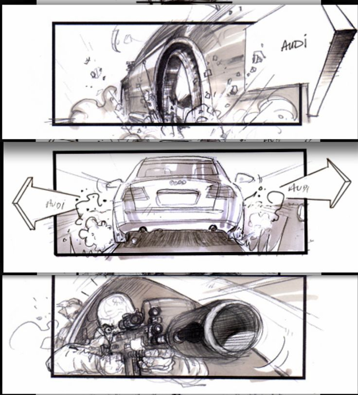 10 Best Storyboard Images On Pinterest | Comic Art, Storyboard And