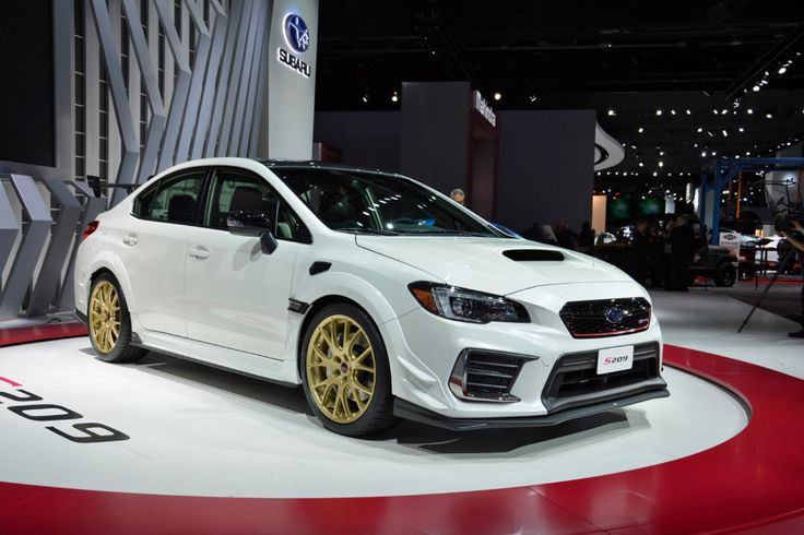 2020 Subaru Wrx Sti Horsepower Price And Review