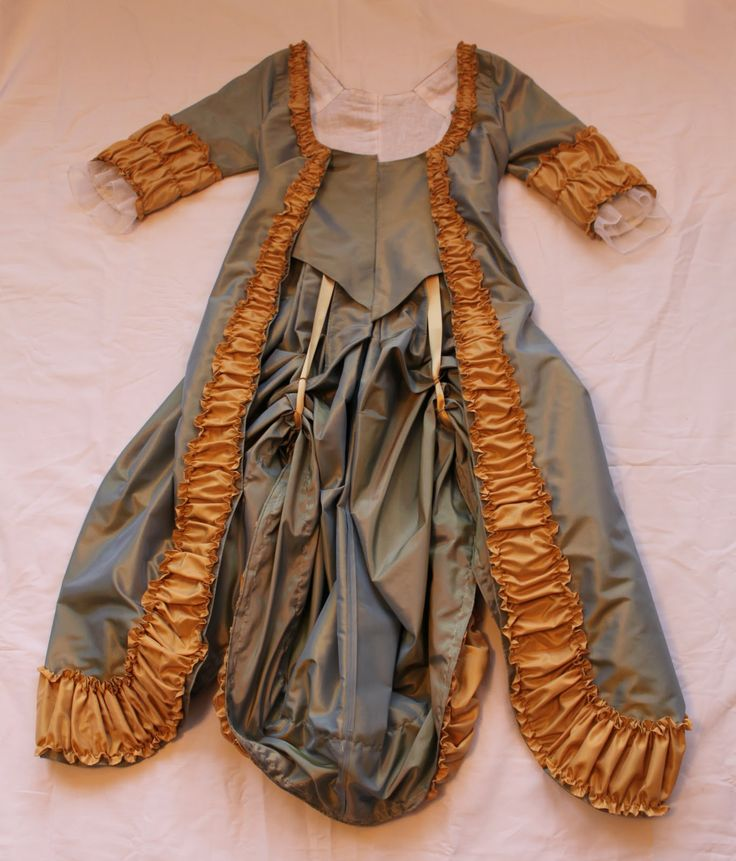 Robe A La Polonaise: 1000+ Images About 18th C Inspiration On Pinterest