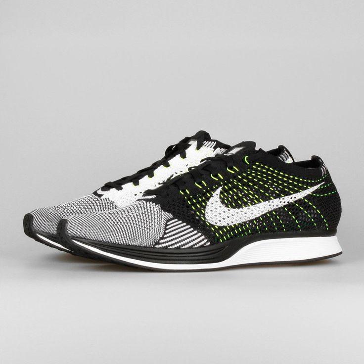 e6e135d637986 Nike Flyknit Racer  Nike Flyknit Racer Black White UNISEX Shoes