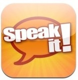 I need to see if this is useful for when I have laryngitis! =)  Text to Speech Apps – Supports for Students with LD