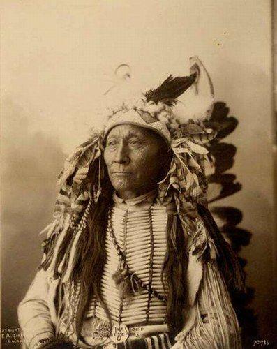 Les Indiens d'Amérique - RedCloud