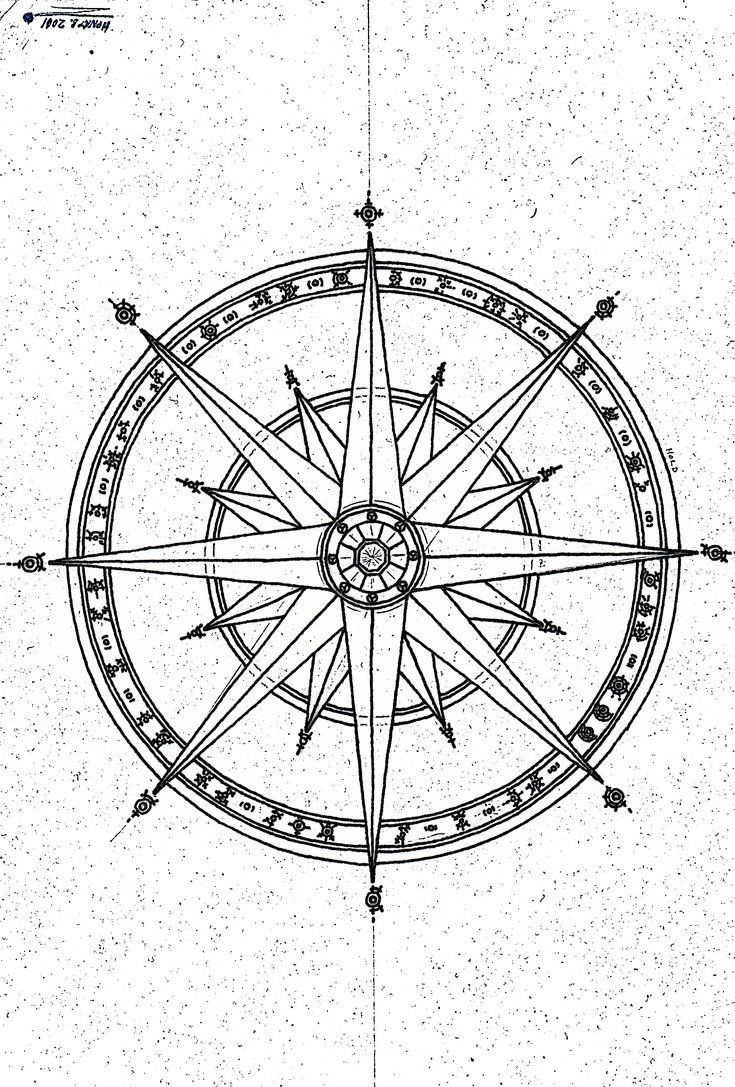 Compass Outer, Beautiful Roses, Lost Compass, Compass Rose Tattoo, Tattoos Olivia, Bobby S Tattoo, A Tattoo, Tattoo Design, Compass Tattoo