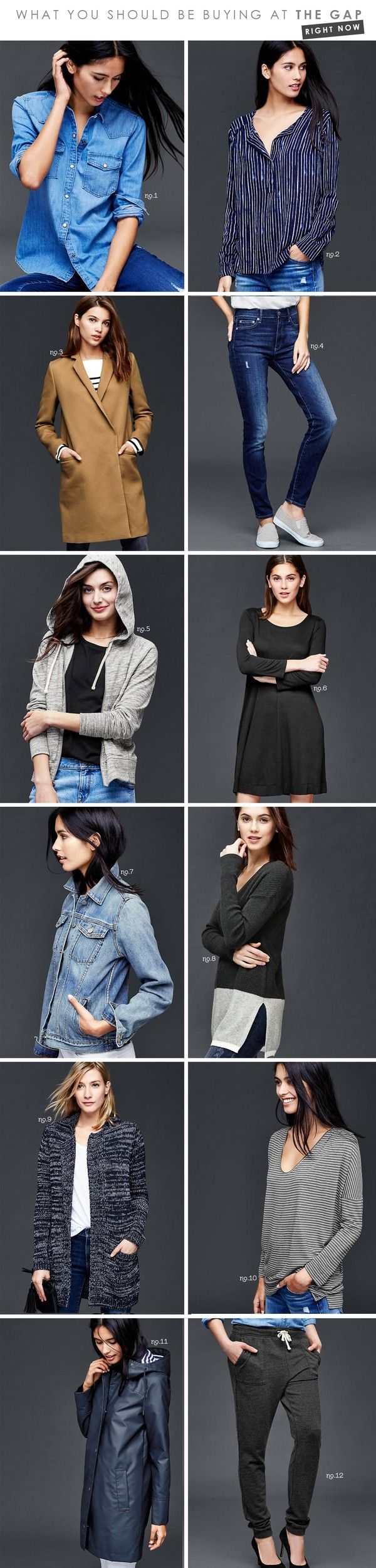 What you should but at The Gap right now! - Hellobee