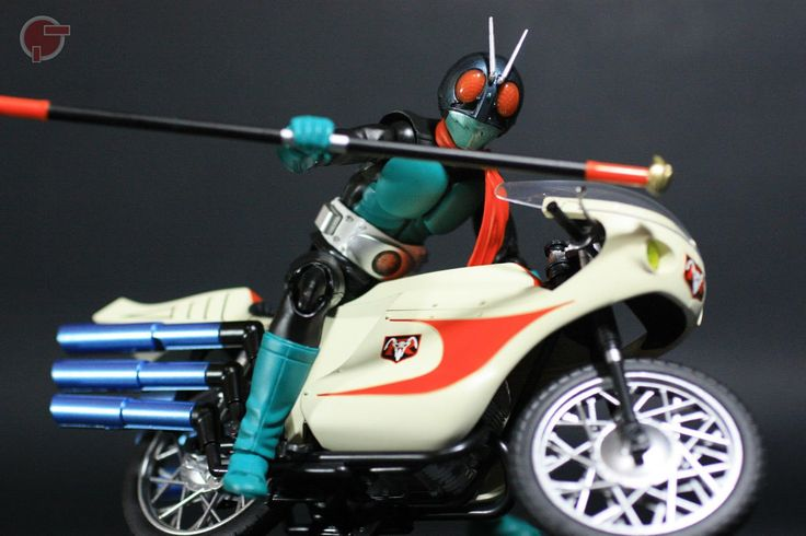 Firestarter's Blog: Toy Review: S.H. Figuarts Cyclone