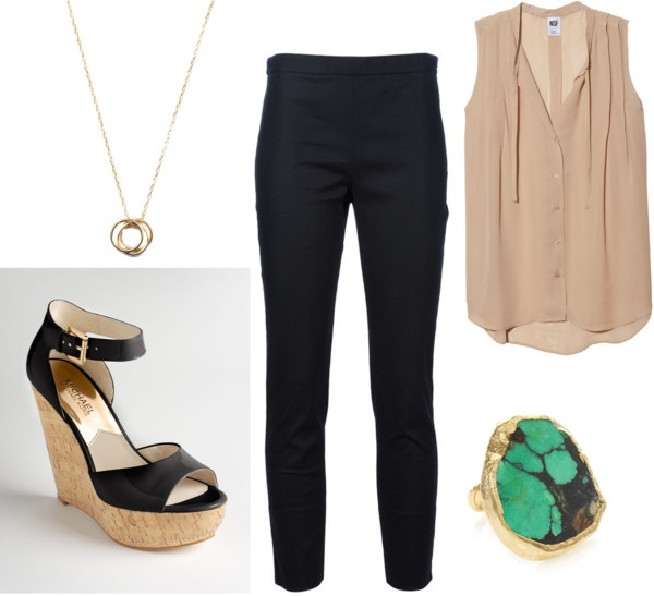 """""""Office Casual"""" by dyanna85 on Polyvore"""