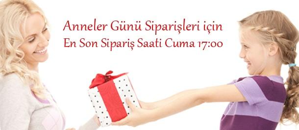 Anneler Günü siparişleri için son 1 saat, acele edin!  http://www.buldumbuldum.com/hediyesi/anneler_gunu/