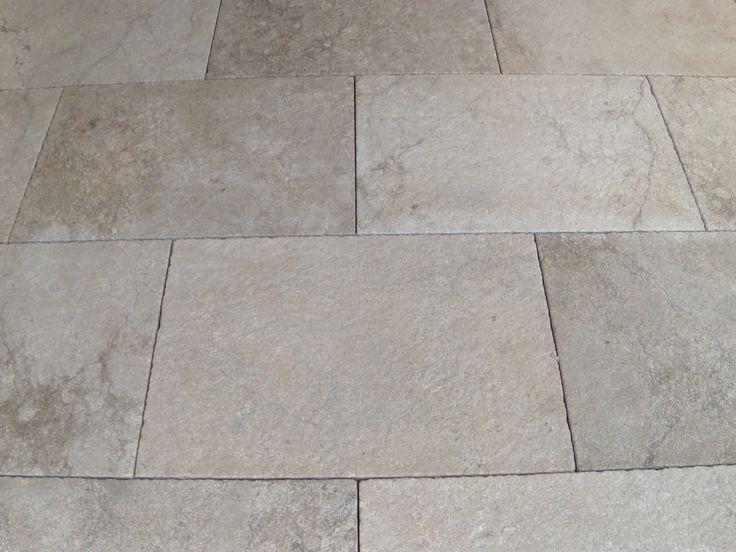 Paris Ceramics 187 Castille Beige Distressed Limestone