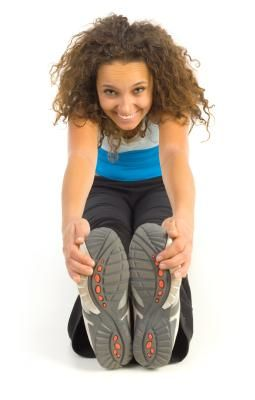 How to Stretch out a Sore Calf Muscle