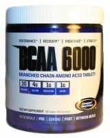 GASPARI NUTRITION BCAA 6000 180 tab.- ten produkt to bardzo dobra odżywka, zawierająca cenne aminokwasy, których organizm nie jest w stanie samodzielnie wyprodukować. To niezbędna dawka energetyczna dla osób ćwiczących. #gaspari #sport #zdrowie #fitness #suplementy