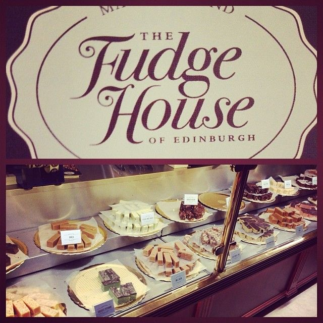 The fudge house where you can watch them make the fudge and try before you buy. Very difficult to leave without buying, very addictive, but in a nice way!