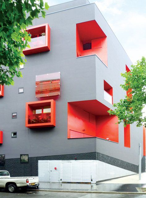 Seguin, Bordeaux, 2012 - Bernard Bühler Architects
