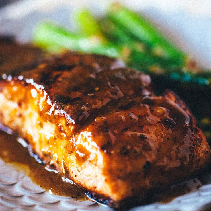 Check out grilled salmon with balsamic butter sauce it 39 s for Grilled fish seasoning